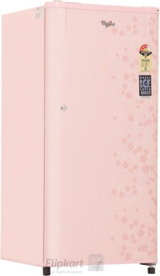 Whirlpool 185 L Direct Cool Single Door Refrigerator (200 GENIUS CLS PLUS 3S, Blush Exotica)