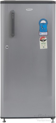 BPL BRD205 Metalic Silver / Silver Sparkle 190 L Single Door Refrigerator