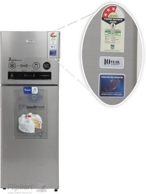 Whirlpool PRO 375 ELT 4S 360 Litres Double Door Refrigerator