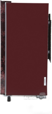 Electrolux 190 L Direct Cool Single Door Refrigerator (EJ203LTEBE, EURO Burgundy Eva)