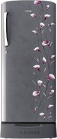 SAMSUNG 230 L Direct Cool Single Door Refrigerator (RR23J2835SZ, Tender Lily Silver)