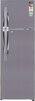 LG GL-D372JPZL 335 Litres Double Door Refrigerator
