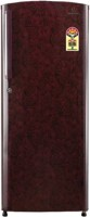 Videocon 245 L Direct Cool Single Door Refrigerator (VZ255LTC, Red)