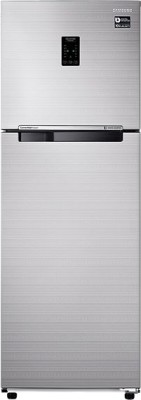 SAMSUNG Samsung 345 L Frost Free Double Door Refrigerator