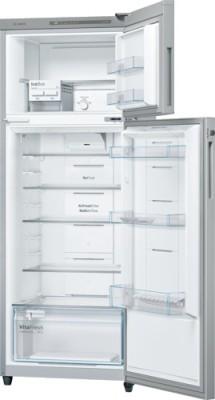 Bosch 347 L Frost Free Double Door Refrigerator (KDN43VS20I, Silver)
