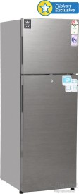 Haier HRF-2903BS 270Litres 3S Double Door Refrigerator (Brushed Silver)