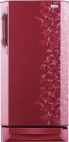 Godrej 195 L Direct Cool Single Door Refrigerator (RD EDGEZX 195 CTS 5.2, Wine Valley)