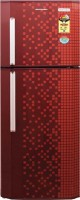Kelvinator KPP242EBHR-FFB 235 L Double Door  Refrigerator (Red Gulmohar)