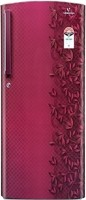 Videocon 215 L Direct Cool Single Door Refrigerator (VZ225PT, Pink)