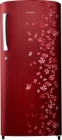 SAMSUNG 212 L Direct Cool Single Door Refrigerator (RR21J2725RY, Sanganeri Ring Red)