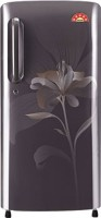 LG 235 L Direct Cool Single Door Refrigerator (GL-B241AGLT, Graphite Lily)