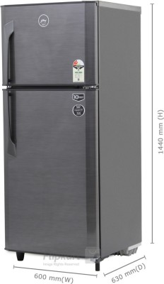 Godrej-240-L-Frost-Free-Double-Door-Refrigerator