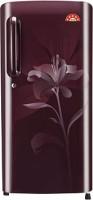 LG 235 L Direct Cool Single Door Refrigerator (GL-B241ASLT, Scarlet Lily)