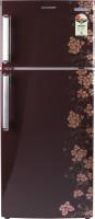Kelvinator 190 L Frost Free Double Door Refrigerator (KP202PHR, Gulmohar Red)