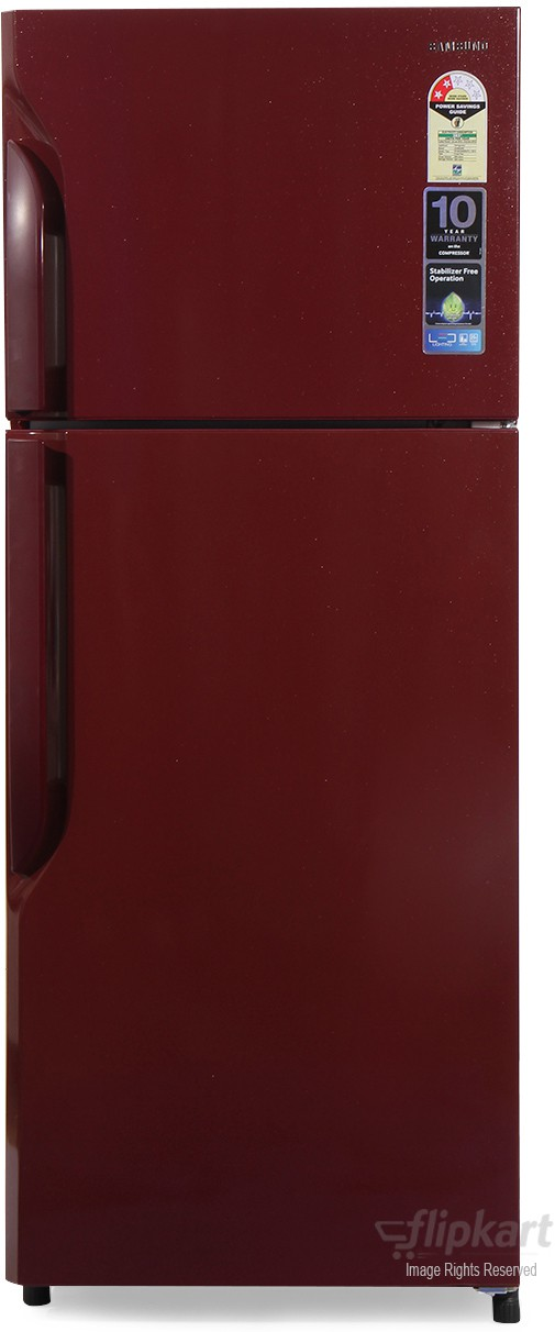 Samsung RT26H3000RH 255 L Double Door Refrigerator available at Flipkart for Rs.17950