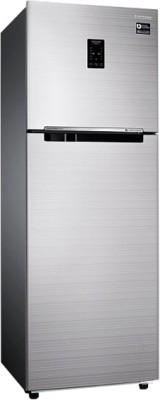 SAMSUNG Samsung 321 L Frost Free Double Door Refrigerator