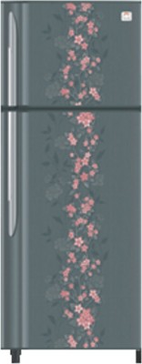 Godrej RT EON 260 PS 3.3 260 Litres 3S Double Door Refrigerator (Spring) Image