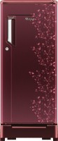 Whirlpool 185 L Direct Cool Single Door Refrigerator (200 IM POWERCOOL ROY 4S, Wine Imperia)