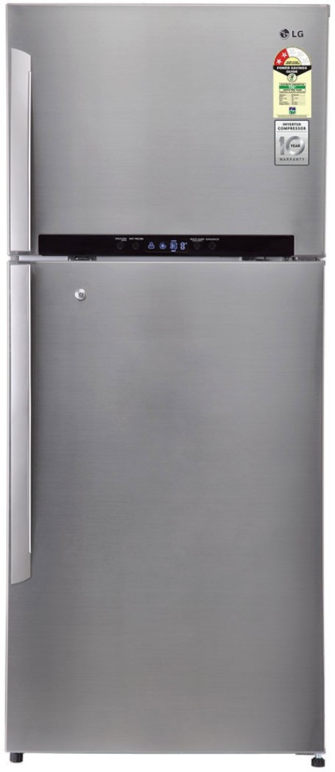 LG GN-M602HLHM 511 Litres Double Door Refrigerator