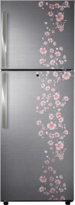 Samsung RT26FAJSALX Double Door   Top Freezer 234 Litres Refrigerator available at Flipkart for Rs.21040