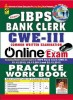 IBPS Bank Clerk CWE-III ONLINE Exam Practice Work Book(With CD)