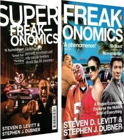 Freakonomics & Superfreakonomics (Set Of 2 Books) (Paperback)