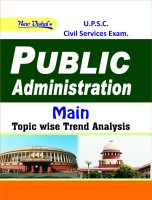 IAS Main Public Administration Topic Wise Trend Analysis available at Flipkart for Rs.70