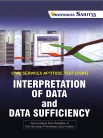 Interpretation Of Data And Data Sufficiency (Paperback, Hindi)