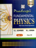 Fundamental Physics with Value Based Questions for Class - 12 (Set of 2 Volumes): Regionalbooks