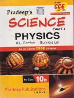 Science Physics for Class - X (Part - I): Regionalbooks