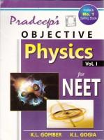Pradeep's Objective Physics For NEET (Set Of 2 Volumes): Regionalbooks
