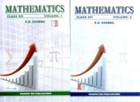 Mathematics for Class 12 (Set of 2 Volumes): Regionalbooks