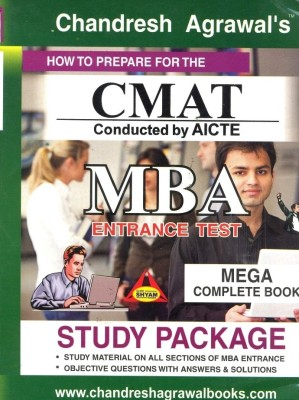 Buy Cmat MBA Enterance Test: Regionalbooks