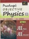 Pradeep's Objective Physics (Set Of 2 Volumes): Regionalbooks
