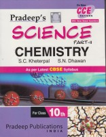Pradeep's Science Chemistry for Class - X (Part - II): Regionalbooks