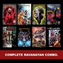 Complete Ravanayan Combo (Set Of 8 Books): Regionalbooks