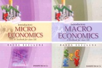 Introductory Macro Economics: A Textbook For Class XII (Set of 2 Volumes): Regionalbooks