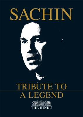 Buy Sachin - Tribute To A Legend: Regionalbooks