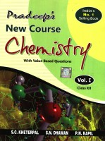 Pradeep's New Course Chemistry Class-XII (Set Of 2 Vols): Regionalbooks