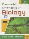 Pradeep's A Text Book Of Biology With Value Based Questions Class-XI (Set Of 2 Vols): Regionalbooks