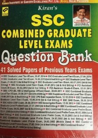 Question Bank: Ssc Combined Graduate Level Exams (Paperback)