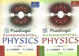 Buy Pradeep's Fundamental Physics (Class-XI) (Set Of 2 Vols): Regionalbooks