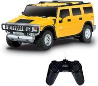 A2b R/C 1:24 Hummer H2 Suv (Yellow)