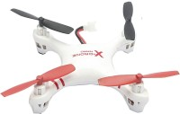 The Flyer's Bay Hoten-X Mini Drone (White)