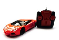 KBnBS Remote Radio Control RC Super Car Kids Toy (High Speed Model) (Red)