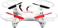 Shopcros 2.4 Ghz Control With 6 Axis Gyro Stabilizer 4 Channel X-Drone Nano (White) (White)