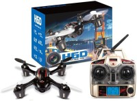 Toys Bhoomi Professional 2.0mp HD Camera Quadcopter Drone With 5.8g Transmission Fpv Monitor (Black)