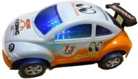 Crazy Car Remote Controlled With 3D Lighting (Multi Color)