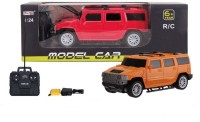 SAURABH IMPORT HUMMER CAR RECHARGEABLE (MULTICOLOR)