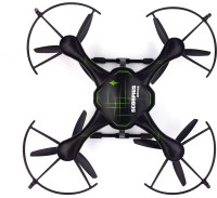 XT Latest Scorpius 955C 4 Channel RC Quadcopter With 2MP HD Camera & Headless Mode 2.4 GHZ (Black)